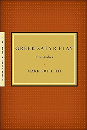 cover for Greek Satyr Play
