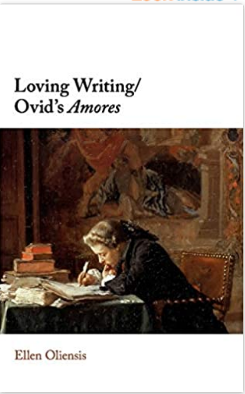 cover for Loving Writing