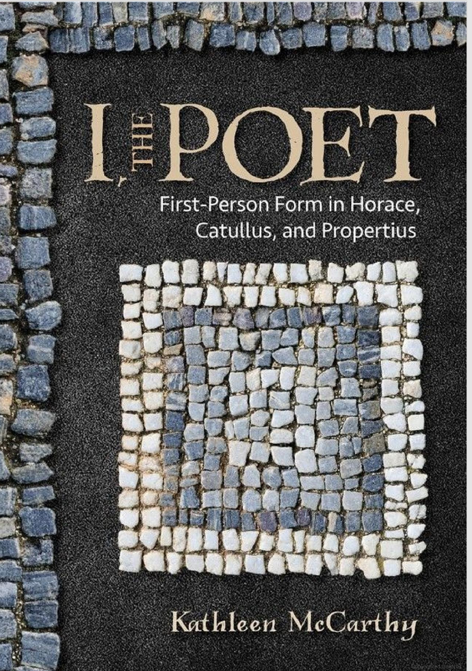 cover for I, the Poet