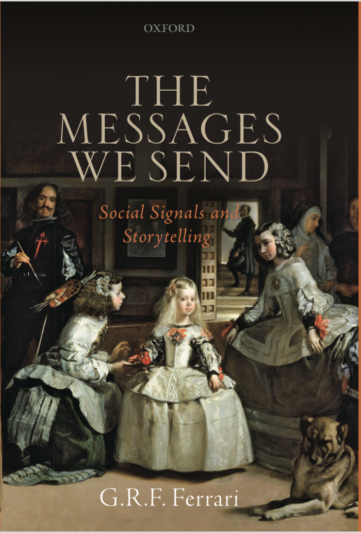 cover for The Messages We Send