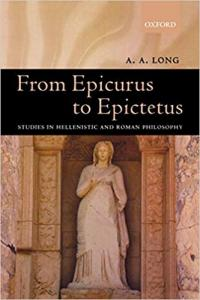 cover for From Epicurus to Epictetus