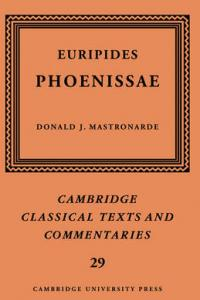 cover for Euripides Phoenissae