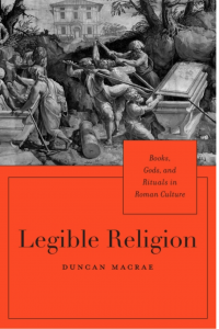 cover of Legible Religion