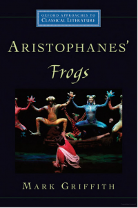 cover for Aristophanes Frogs