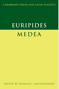 cover for Euripides Medea