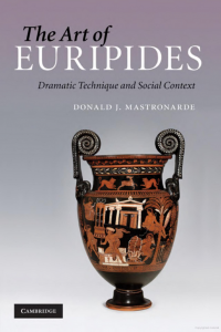 cover for The Art of Euripides