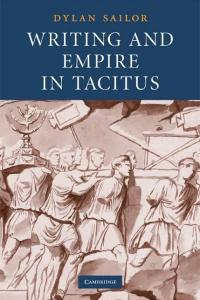 cover for Writing and Empire in Tacitus