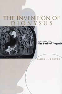cover for Invention of Dionysus