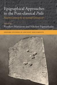 cover for Epigraphical Approaches