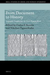 cover for From Document to History